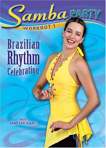 Samba Party Workout: Brazilian Rhythm Celebration [DVD] [Import]