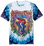 Photo de Liquid Blue Grateful Dead Terrapin Moon T-Shirt par Liquid Blue