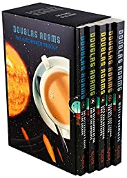 Hitchhiker's Guide to the Galaxy Complete Bo