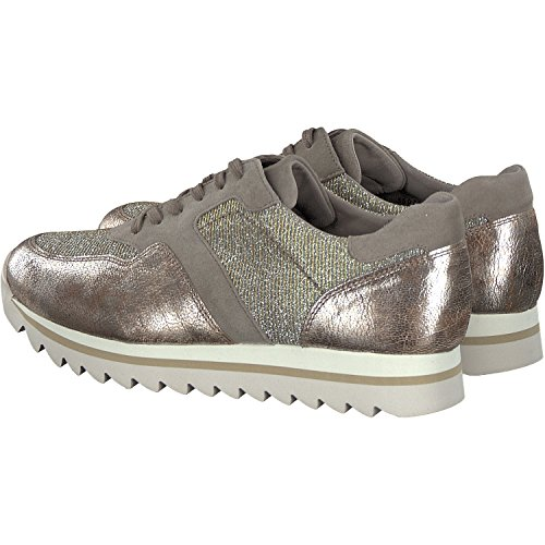 Donne Sneaker Gabor 63.301.62 torba platino Exchangeable 38 38.5 39 40 schlamm (mix)