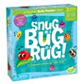 Peaceable Kingdom Snug as a Bug in a Rug cooperative game for little kids - inexpensive UK light store.