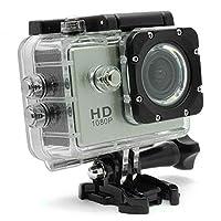 كاميرا فيديو مضادة للماء SJCAM 4000 1080P فل اتش دي 12 ميجابكسل بشاشة LCD 2 بوصة CMOS H.264 Sports Action DV