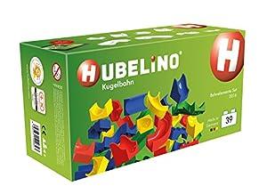 Hubelino 609208 39pieza(s) juego de construcción - juegos de construcción (De plástico, Verde, Rojo, Violeta, Amarillo)