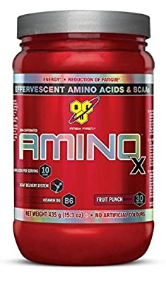 BSN Amino X Intra-Workout, 435 g - Blue Raz