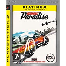 Burnout Paradise - Platinum Edition (PS3)