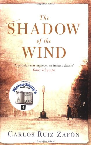 The Shadow of the Wind – The Cemetery of Forgotten Books #1