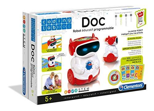 Clementoni 52252Doc Robot educativo parlant programmabile