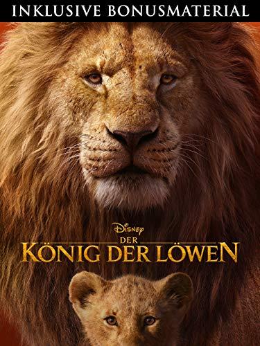 Der König der Löwen (inkl. Bonusmaterial)