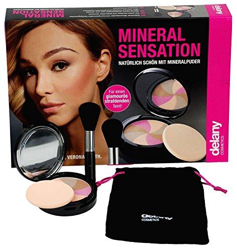 delany Cosmetics Mineral Sensation, 1er Pack (1 x 10 g)