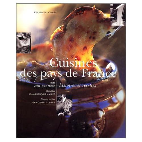 Cuisines des pays de France