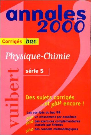 Physique-Chimie, numéro 27. Corrigés