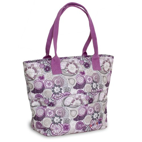 j-world-new-york-lola-lunch-tote-poliestere-lemon-taglia-unica