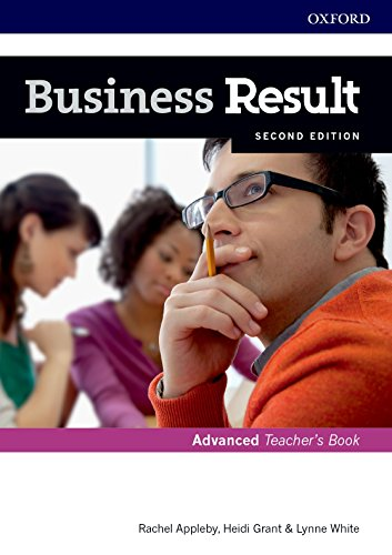Business Result Advanced. Teacher's Book 2nd Edition (Business Result Second Edition)