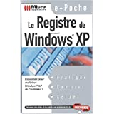 Le registre de Windows XP