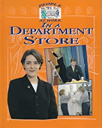 People at Work in a Department Store