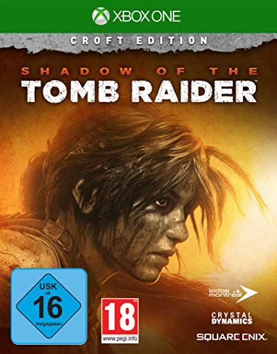 Shadow of the Tomb Raider - Croft Edition [inkl. Season Pass] - [Xbox One]