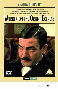 Murder On The Orient Express [DVD]
