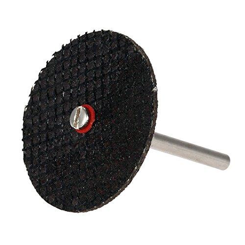 Trennscheibe, 30pcs verstärkte Schneid-Cut-Off-Rad-Scheibe für Rotary Tool Elektrische Schleifzubehör,Gute Verschleißfestigkeit, schneiden Stärke ist stark. -