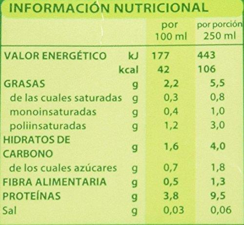 Gerblé Soja Bebida De Soja Bio Natural - 1 l