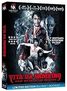 Vita Da Vampiro - What We Do In The Shadows (Ltd) (Blu-Ray+Booklet)