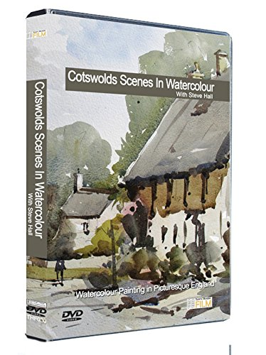 cotswold-scenes-in-watercolour-with-steve-hall-dvd