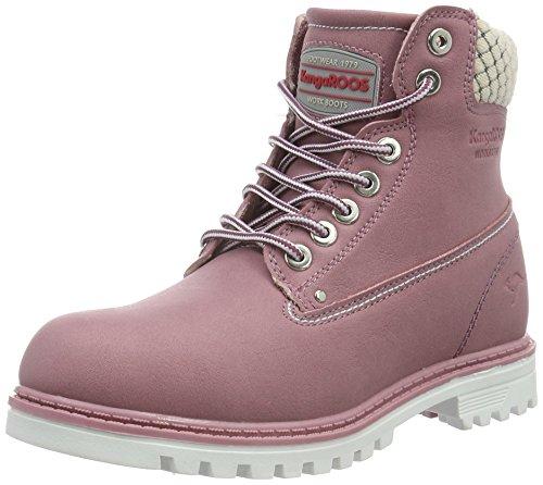 KangaROOS Damen Riveter W I Desert Boots, (pink 661), 39