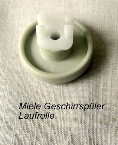 Miele Geschirrspüler Original Korbrolle Unterkorb T-Nr.2372351