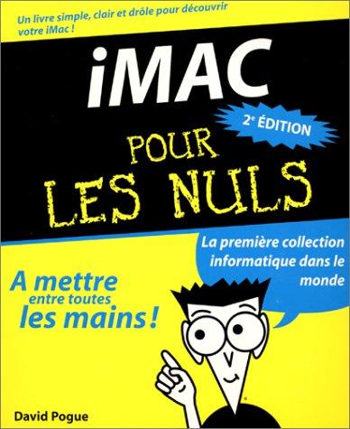 Imac pour les nuls, 2e éditions