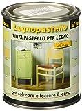 Veleca Legnopastello, Tinta Pastello, Bianco