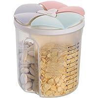 Haucy Boîtes de Conservation Alimentaire, Contenants Céréales Hermétiques pour Stocker Les Cereales, Pâtes, Farine…