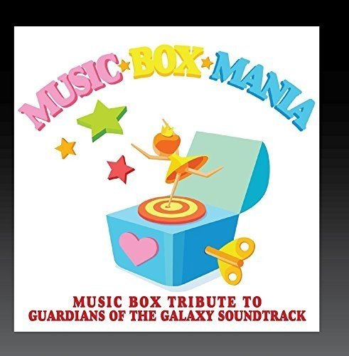 Music Box Tribute to Guardians of Galaxy Soundtrac