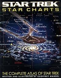 Star Trek Star Charts: The Complete Atlas of Star Trek by Geoffrey Mandel (2002-10-08)