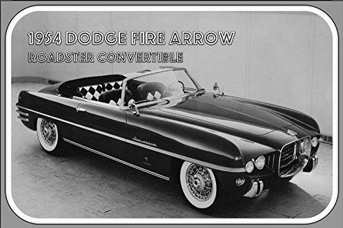 1954-dodge-fire-arrow-roadster-convertible-voiture-publicite-us-barschild-noir-et-blanc-image-cabrio