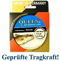 Paladin CLASSIC Karpfen-Schnur Speziline 0,40 mm 12,9 kg 250 m Angel Zielfisch
