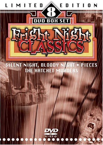 Fright Night Classics (Thirsty Dead, Lady Frankenstein, House by the Cemetery, God Told Me To, Don't Look in the Basement, Silent Night-Bloody Night, Pieces, Hatchet Murders) Lady Frankenstein