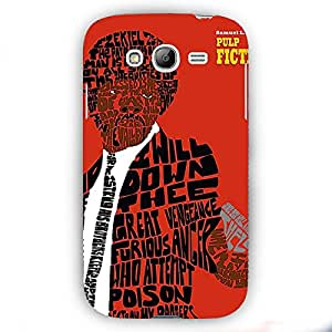 EYP Pulp Fiction Back Cover Case for Samsung Grand Neo