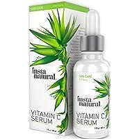 InstaNatural Siero per Viso alla Vitamina C