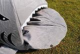 niceEshop(TM) Hai Form Haustier Hund Katze Nest mit Unterlage - 4