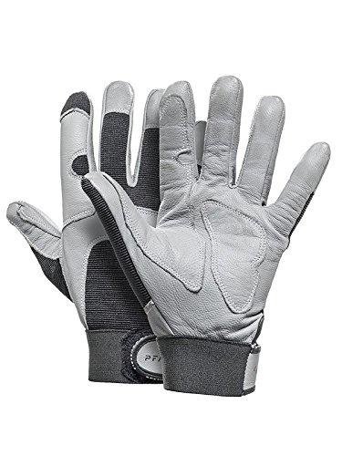 Pfanner Handschuhe Montage aus robustem Ziegenleder, Größe:XXL