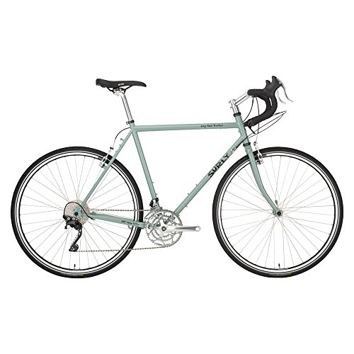 "51WKMERl8 L. SS500  - Surly Long Haul Trucker Bike 10 Speed 26"" Wheel 54cm Frame Grandpa's Thermos Grey"