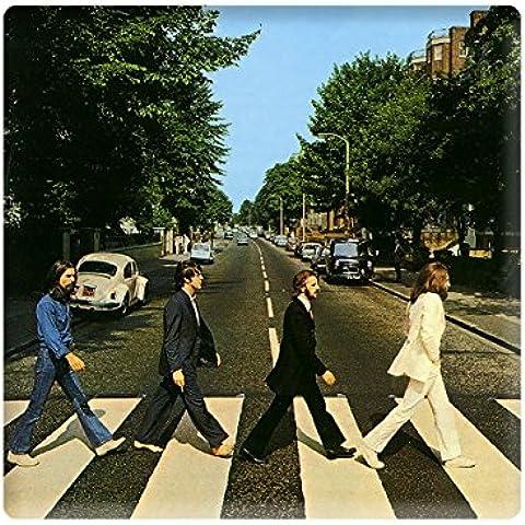 The Beatles Abbey Road Nue Official 76mm x 76mm Iman De Nevera