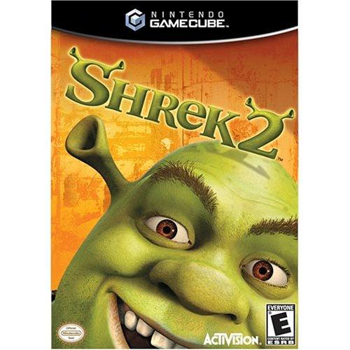 Click for larger image of Shrek 2 / Game