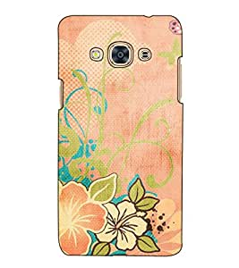 Fuson Designer Back Case Cover for Samsung Galaxy J3 (6) 2016 :: Samsung Galaxy J3 2016 Duos :: Samsung Galaxy J3 2016 J320F J320A J320P J3109 J320M J320Y (A Flying Butterfly Theme)