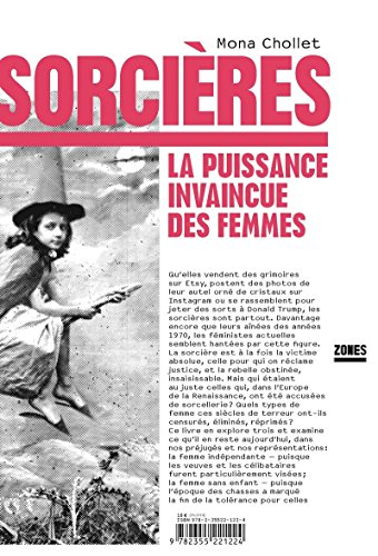 Book's Cover of Sorcières