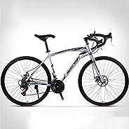 Carbon Road Bike 700C Carbon Fiber Frame Road Bicycle, Road Bicycle Racing, 26 Inch Wheel Road Bicycle Double