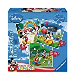 Ravensburger Mickey Mouse Clubhouse 3 in a Box