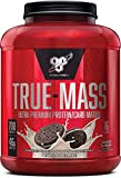 BSN True Mass - Cookies & Cream, 16 Portions - Mass gainer - Proteines en poudre pour...