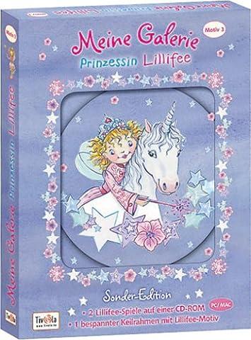 Prinzessin Lillifee - Meine Galerie - Motiv 3 (Einhorn/Malen mit Lillifee)