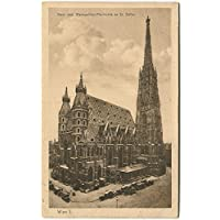 1910 Dom Metropolitan St. Stefan chiesa Roma Washington USA FP B/N VG Cartolina (Francobolli Washington)