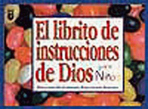 Librito de Instrucciones de Dios Para Pequenitos (God's Little Instruction Books) por Honor Books